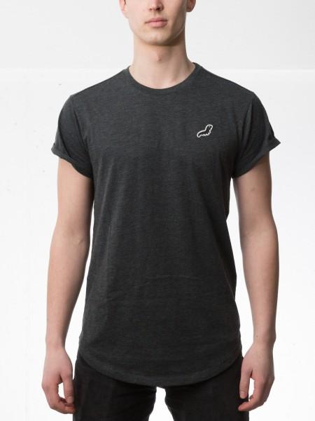 Herren T-Shirt Raupe